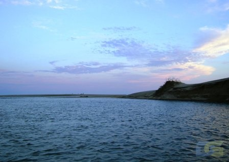 Umlalazi River mouth